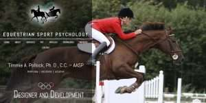 Equestrian Sports Psycology Website