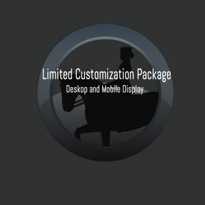 Limited Customization Package