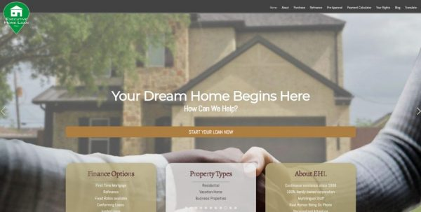 Executive Home Loan