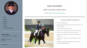Lisa K Schmidt Trainer and Judge
