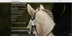 Virtual Horse Sport
